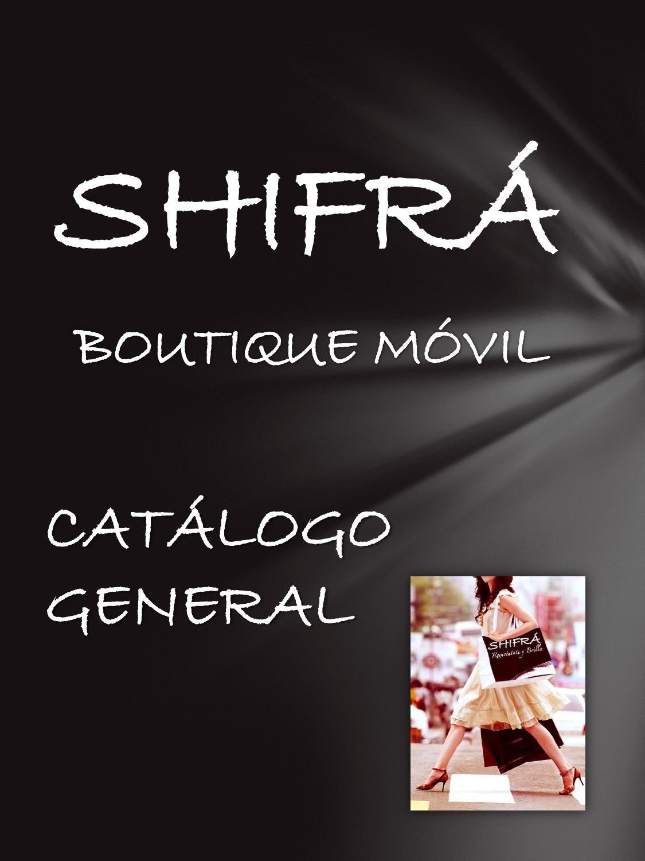 Shifrá Boutique Móvil Catálogo Digital