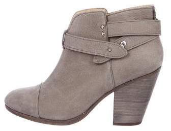 official for nice cheap price Rag & Bone Harrow Suede Ankle Boots w/ Tags 07SPbaBCD
