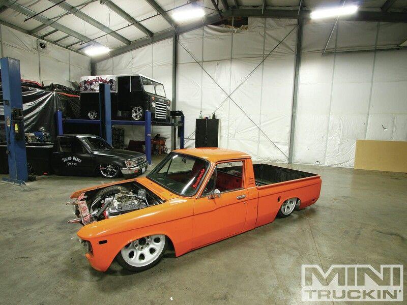 Orange Chevy Luv Chevy Luv Chevy Pickup Trucks Pickup Trucks