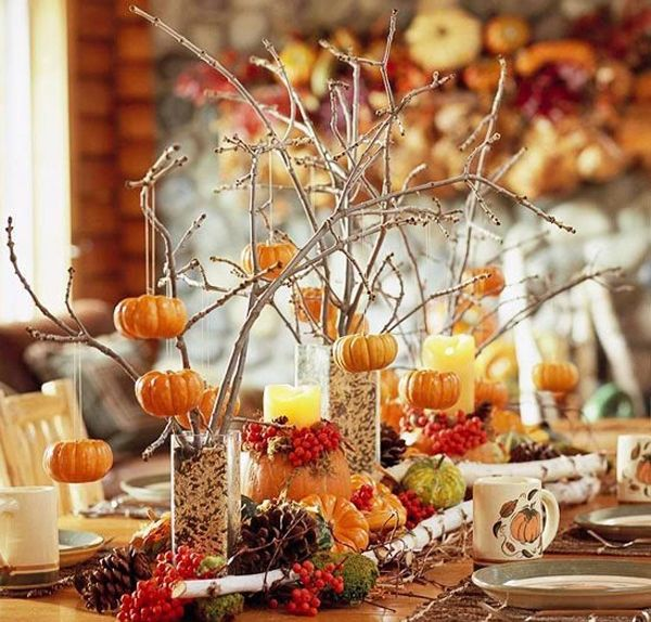 Thanksgiving Table Favors Images Of Decorations 20 Gorgeous And Awesome