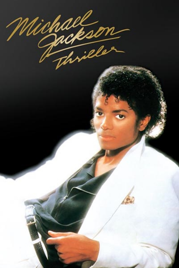Michael Jackson Thriller Poster Michael Jackson Poster Michael Jackson Thriller Michael Jackson