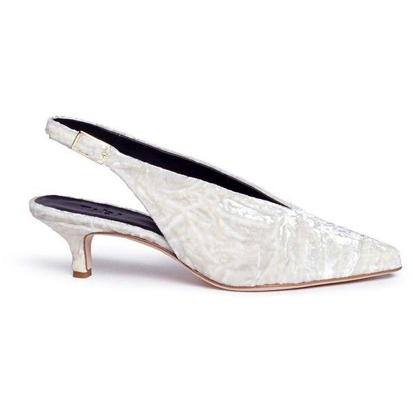 tibi sandale « velours sandale tibi pompes (état, sar)aimé sur 9a8183
