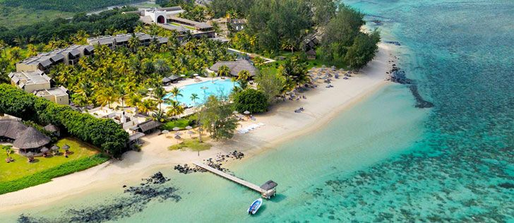 The Five Star Outrigger Mauritius Resort And Spa In Bel Ombre Mauritius Resorts Mauritius Beach Island Travel