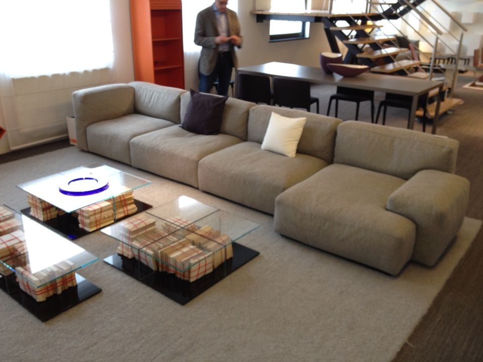 Mobili Cassina ~ Sofa mex cube from lissoni for cassina Пуфы cube