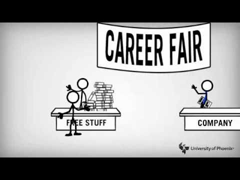 Career Networking Tip Career Fair University Of