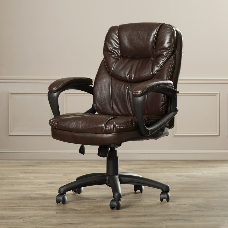 Consider a musgrove midback desk chair by charlton home