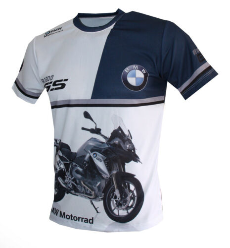 Details about BMW R1200 GS T shirt Maglietta Camiseta Bike