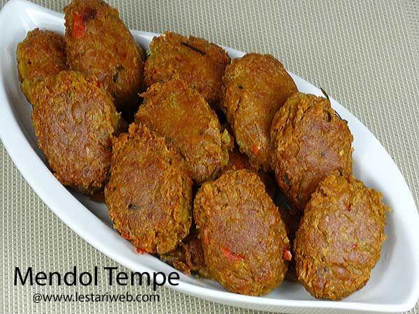 Kumpulan Resep Asli Indonesia Kuliner Indonesia Resep Resep Tempe Masakan