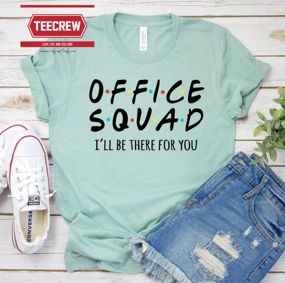 296ff121 Office Squad shirt, office crew shirt, office shirt, office shirts, office  staff shirt, Secretary Sh