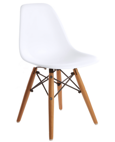 Eames DSW side chair wooden leg   WHITEEames DSW side chair wooden leg   WHITE   House   Pinterest. Eames Daw Chair Price. Home Design Ideas