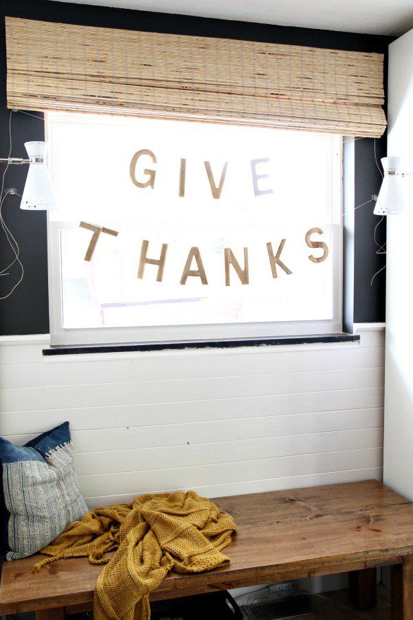Pin for Later: Add Some DIY Decor to Your Thanksgiving Tablescape This Year
