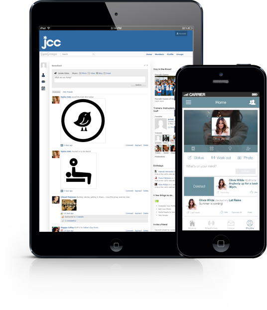 GROU.PS Powerful Groups for the New Social Era Social
