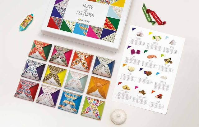 Taste of Cultures on Packaging of the World - Creative Package Design Gallery