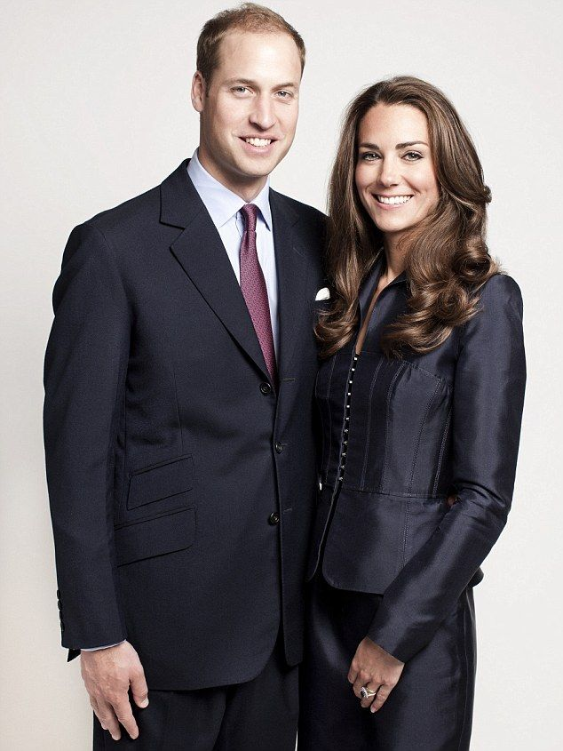 Bald facts: The royal couple will be able to call on the finest minds the British medical community has to offer