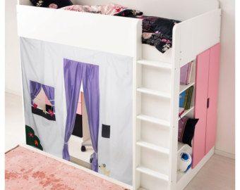 ikea stuva loft bed google search habitacions juvenils per nenes pinterest search beds. Black Bedroom Furniture Sets. Home Design Ideas