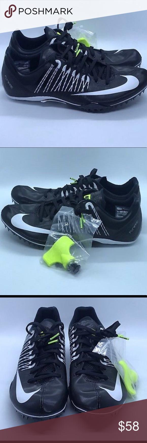 8e09255f5df Nike Zoom Celar 5 Spikes Black Size 12 629226-017 Brand  Nike Zoom Celar