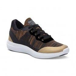 Sneakers Dakota marrons LMrZeW