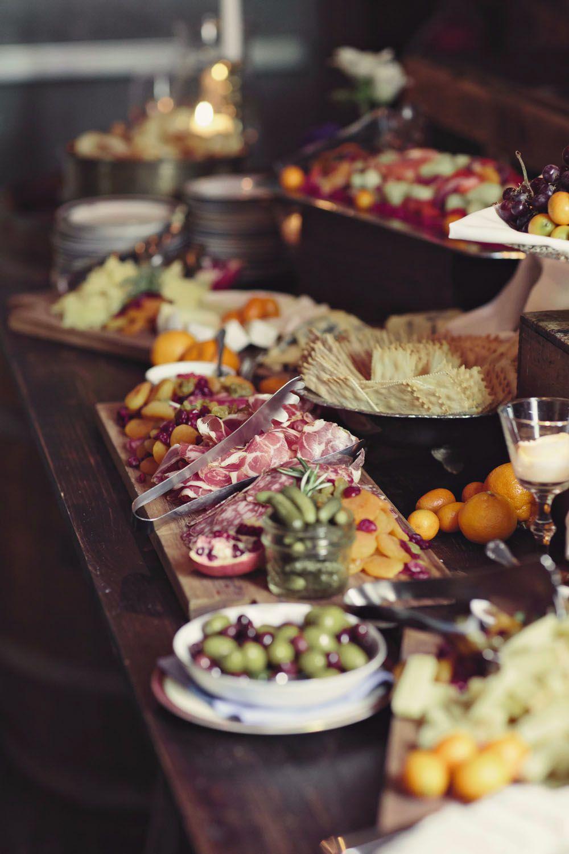 A Premier New York Wedding Venue Italian wedding foods