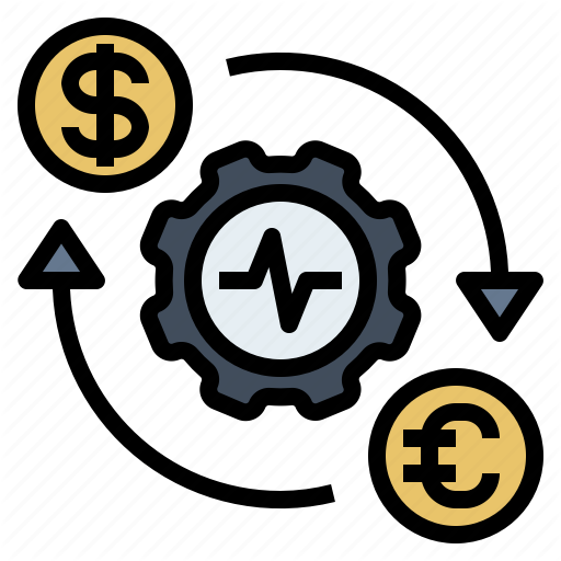 Currency Exchange Money Swap Transfer Icon Download On Iconfinder Icon Swap All Icon