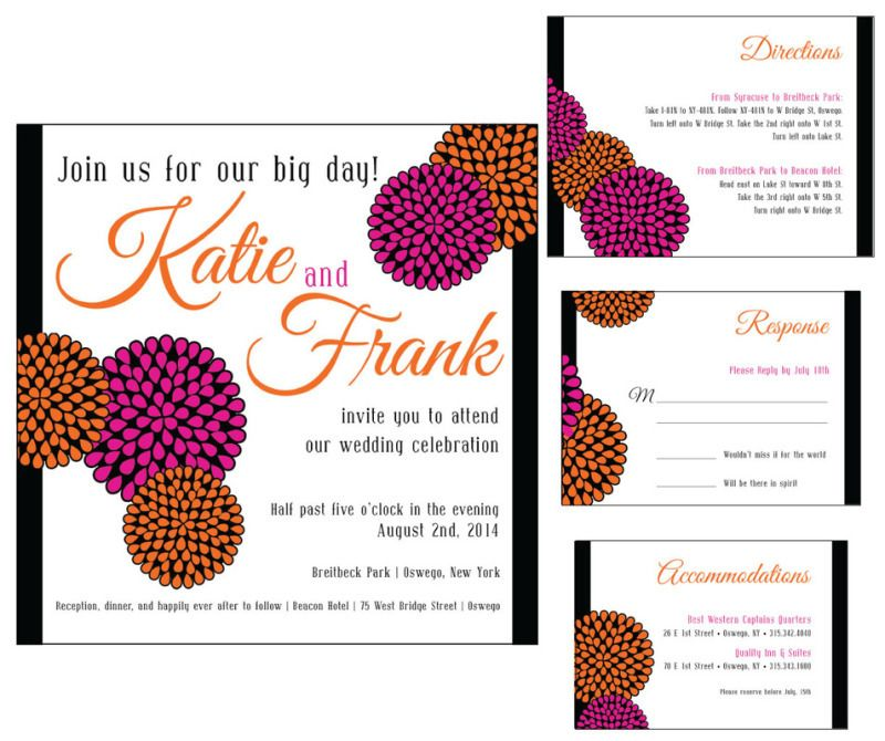 Eventful Invitations in Syracuse, New York