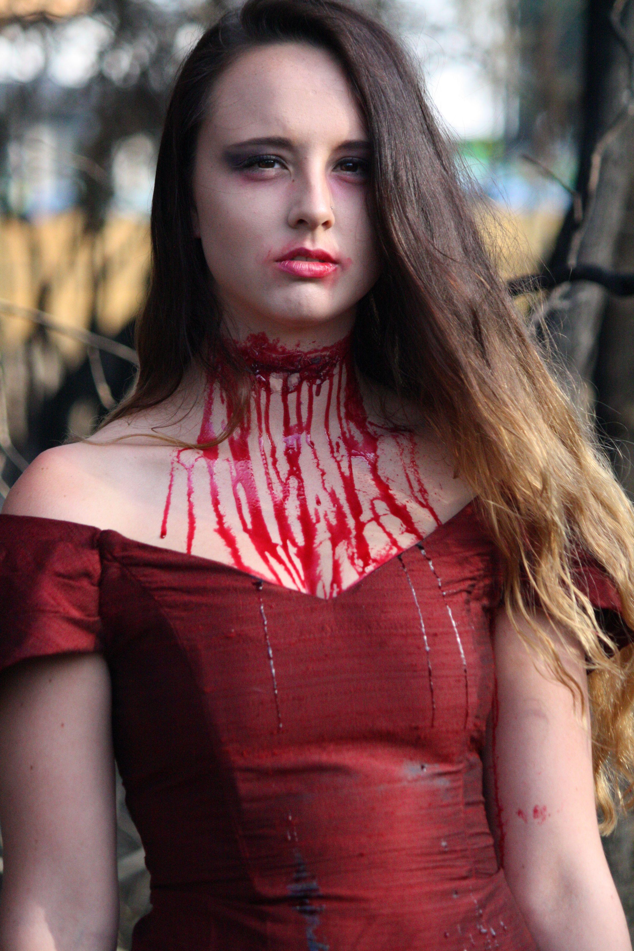 Scarecrow cosplay. scary scarecrow makeup. halloween makeup ...