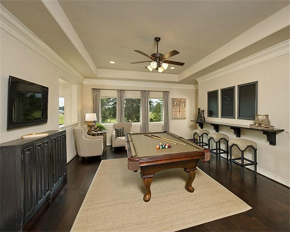 Gameroom Livingroom Living Room Theatre Home Decor Designs