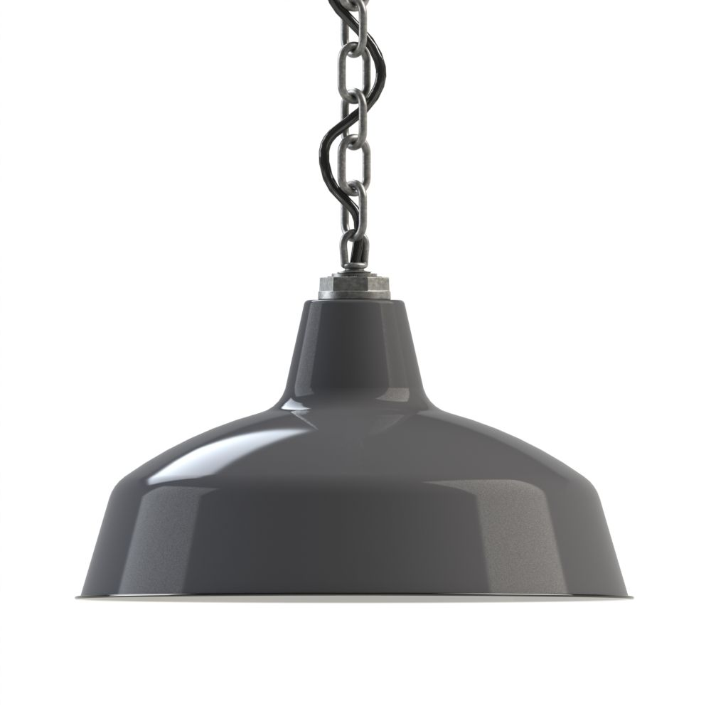 Steber Avalon Chain Hung Pendant, Swag Light | Barn Light Electric