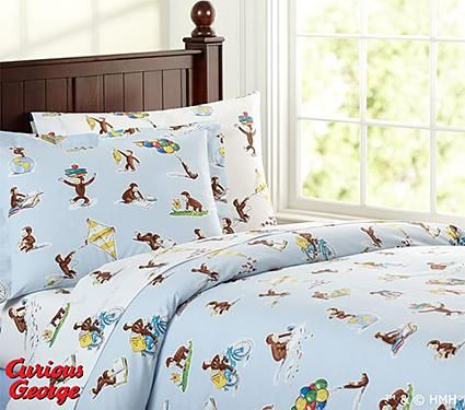 Curious George Bedding Lovetoknow Curious George Bedroom Room
