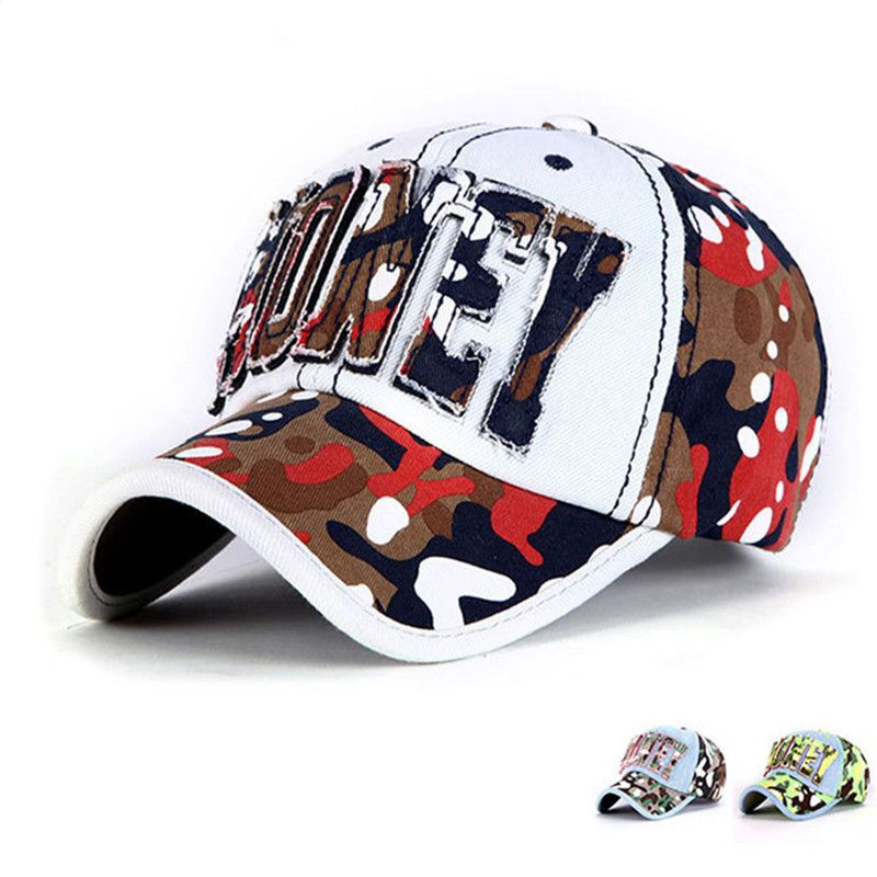 """>> Click to Buy << BomHCS Letters """"MONEY"""" Denim Camouflage Baseball Cap Summer Boys Girls Patch Embroidery Sun Hat AM17227MZ7 #Affiliate"""