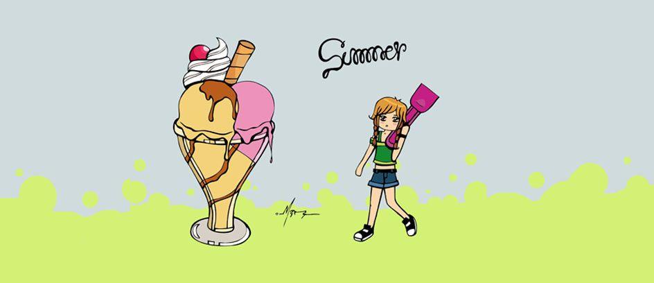Ice-Cream Dream (Summer)