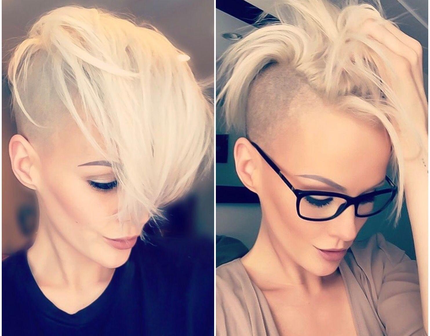 Heatheraustrie hair identity pinterest short hair pixies and