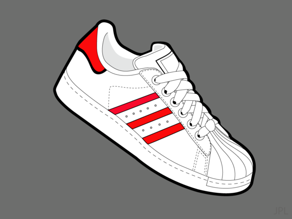 Adidas Superstar by RealPrettiGraphix on DeviantArt
