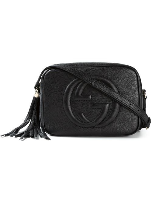 eb2869d5935 Women - Gucci  Soho  Cross Body Bag - Tessabit.com – Luxury Fashion For Men  and Women  Shipping Worldwide