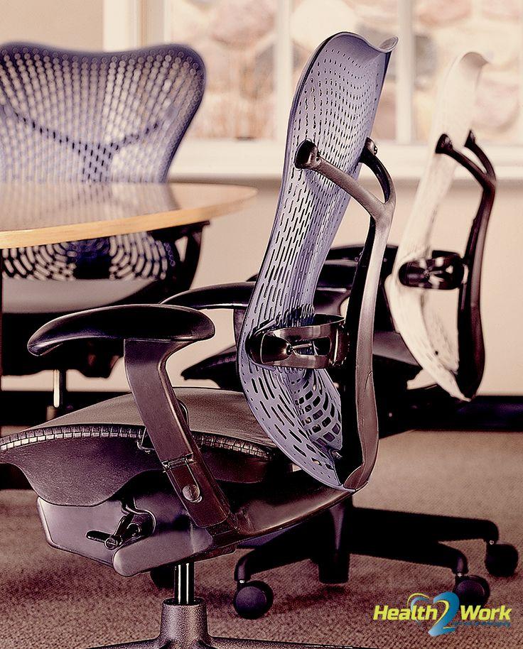 Herman Miller Mirra 2 Ergonomische stoel