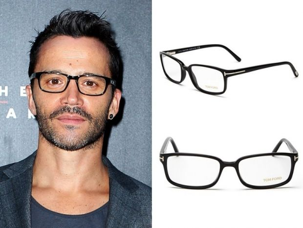 64401434d5959 Men s Eyeglasses for Big Foreheads - The best men s eyewear for big  foreheads is easy to choose if you know what works for your face shape.