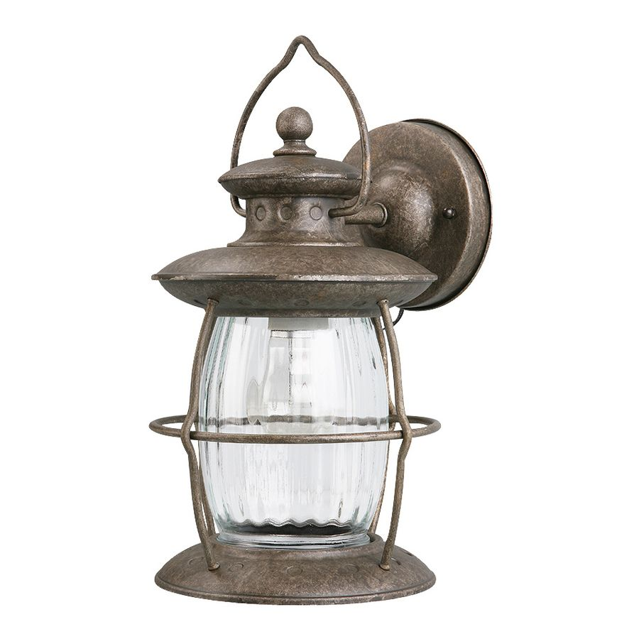 antique pewter outdoor wall light lowes