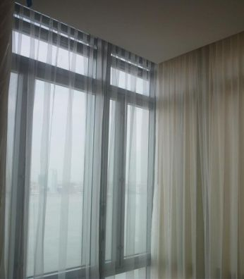 Somfy Motorized Curtains