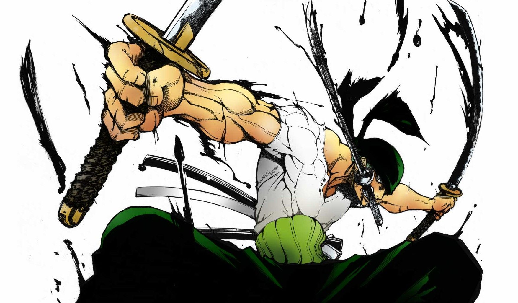 One piece anime zorro