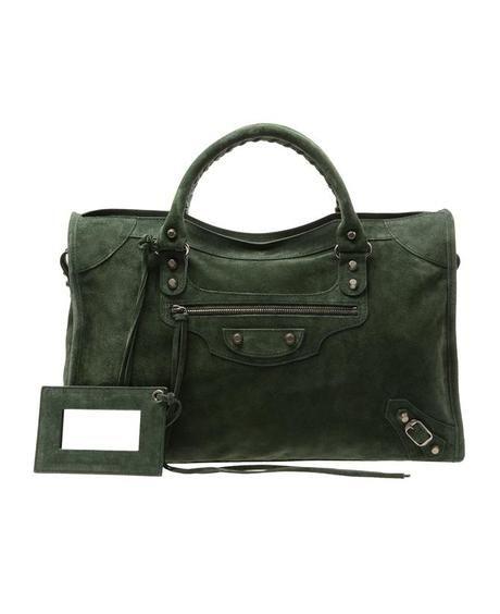 Classic City Suede Bag Balenciaga d0ff7f0b7189b
