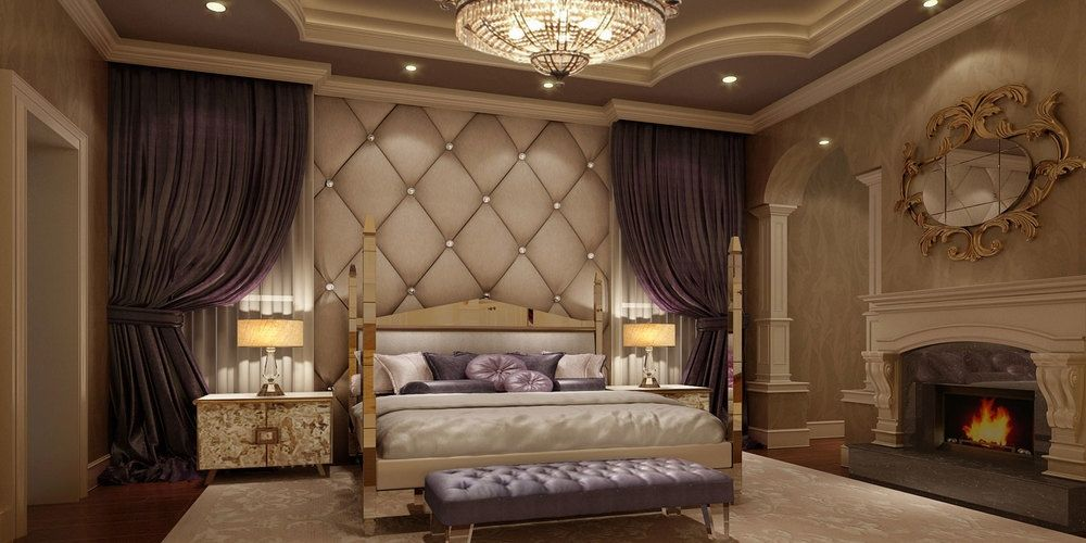How Grand Traditional Master Bedroom With Crown Molding Chandelier Queen Street Raina