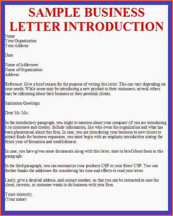 business-letter-example-for-a-company - company business letter
