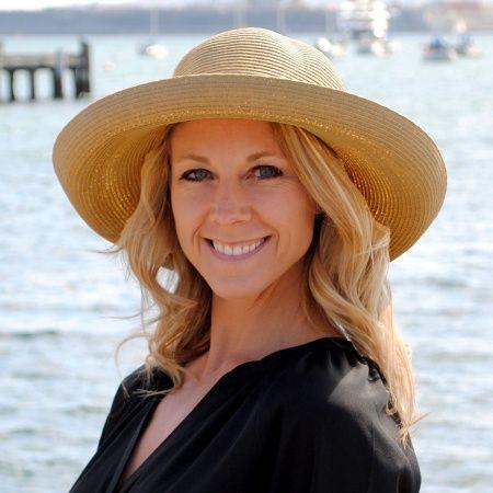 sur la tete Traveler Toyo Straw Sun Hat Women 09c8fd26d8e