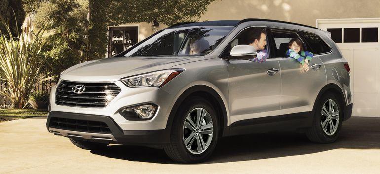 2016 Hyundai Santa Fe XL Milton Hyundai New hyundai