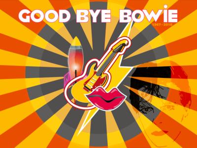Good Bye Bowie