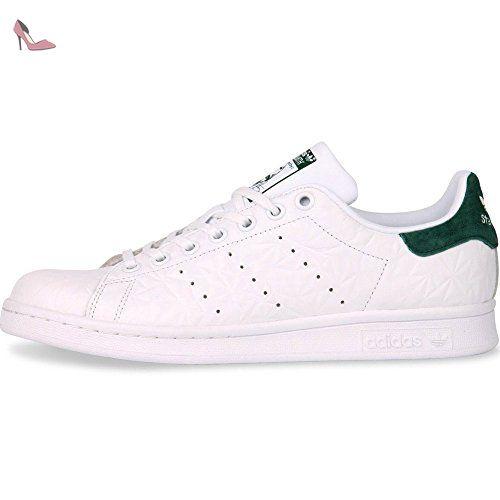 adidas , Chaussures de gymnastique pour garçon blanc Bianco - blanc - Bianco,  38 EU