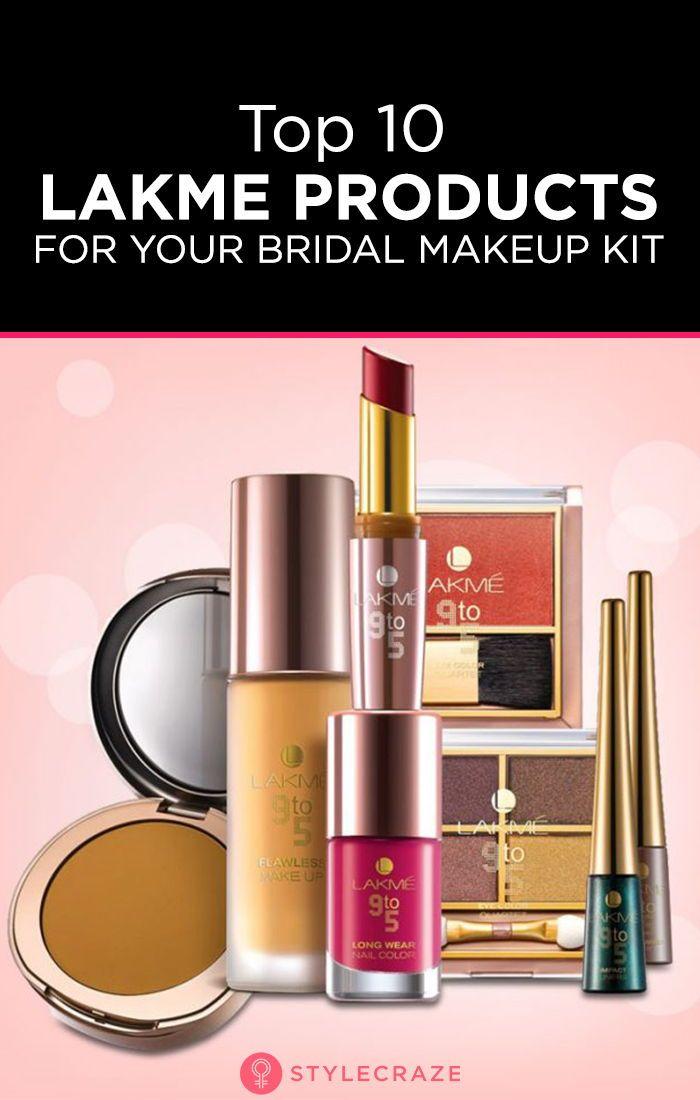 LAKME Bridal Makeup Kit with New & Affordable Makeup