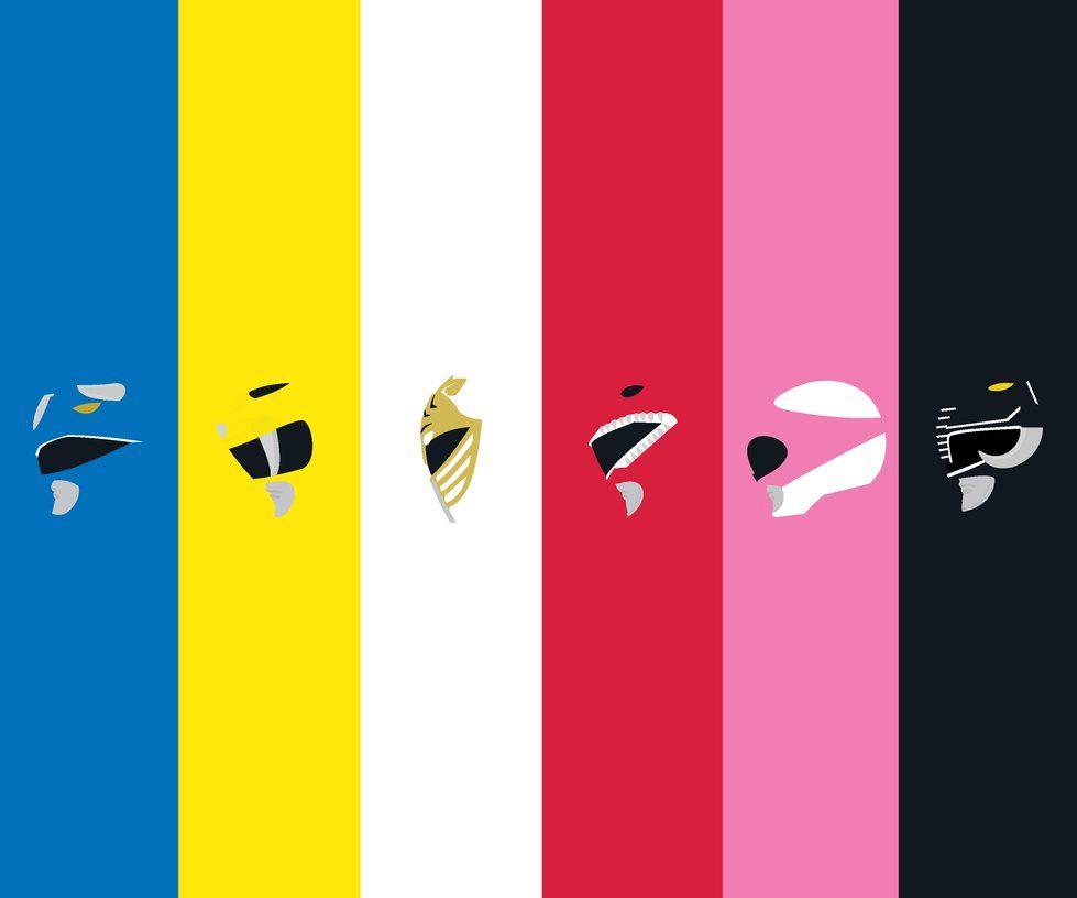 Mighty Morphin Power Rangers Wallpaper: MMPR Wallpaper (with White Ranger) By Viyavision