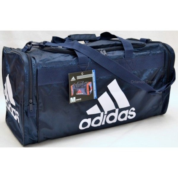 3c8f0389790 Adidas Santiago Navy Blue and White   Sports (    Pinterest   Bags ...