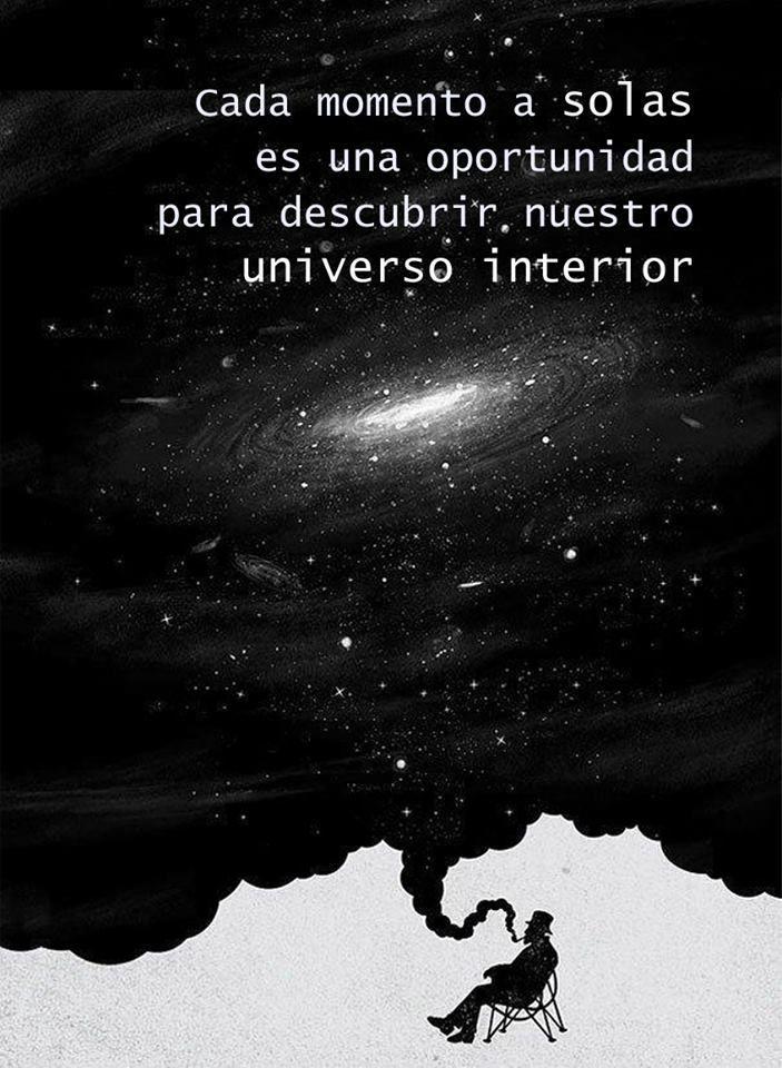 descubre tu universo interior