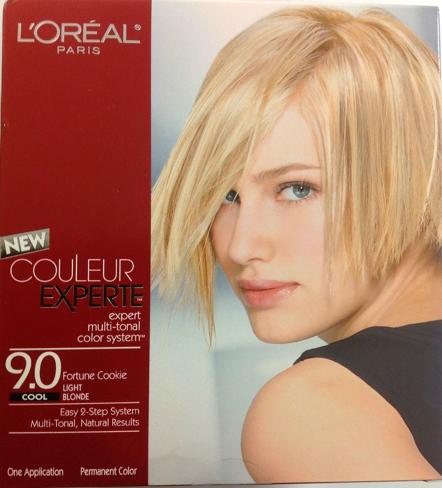 Loreal Couleur Experte Expert Multi Tonal Hair Color Light Blonde
